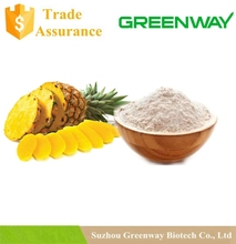 High Quality Organic Pineapple Enzyme Bromelain