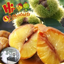 Organic Healthy Asian Snack Food Wholesale, Ready to Eat Chestnuts Snacks