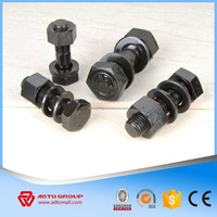 Factory price A325 structural hex bolts and nuts