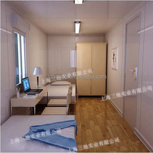 shanghai china Energy Saving modern container house/prefab house/prefabricated/prefab modular guest house