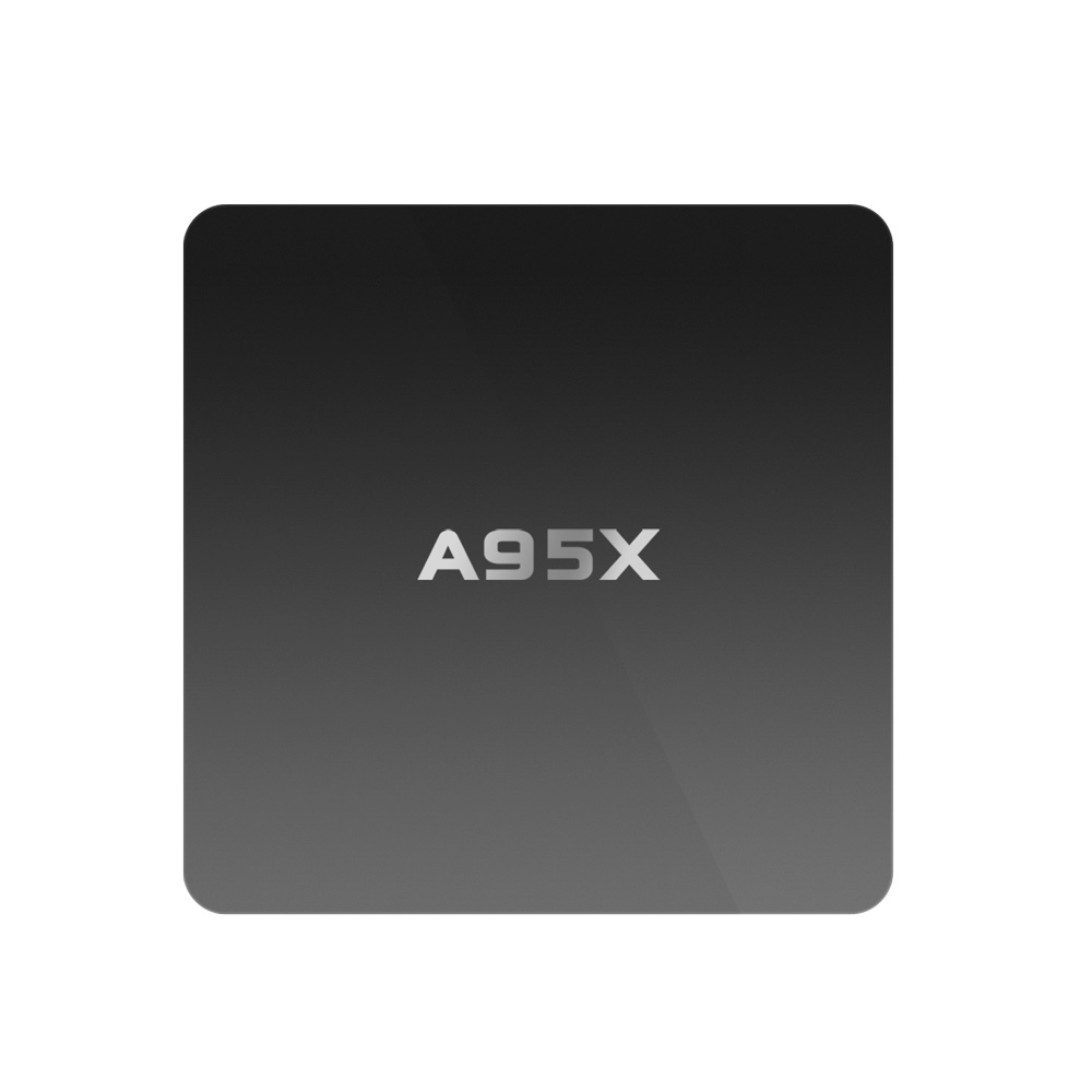 Cheap and Fine A95X 1GB 8GB Android 6.0 TV Box Receiver