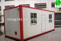 prefabricated container/caravans/container homes