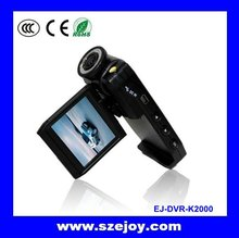 K2000 1080P LED IR Carcam 2.0LTPS LCD Dashcam Car camera recorder