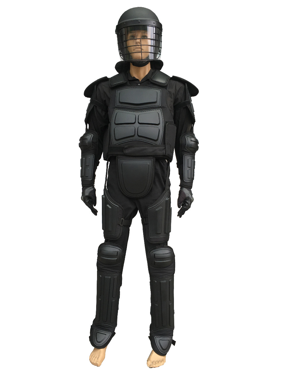 police and military body protector