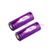 15A high drain Efest 18500 battery 18500 1000mah flat top original Efest purple battery