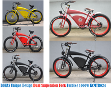 yongkang factory LOHAS 1000w aluminum electric mountain bike 1000w electric bicycle KCMTB024