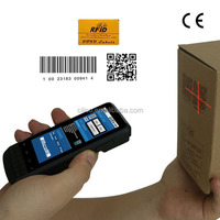 android barcode scanner pda with Wifi,3G,rfid reader (IP65,4000mAh battery)