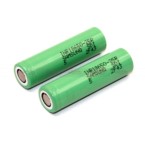 Genuine Samsung 18650,INR18650 Samsung 25R,Samsung 25R 18650 batteries genuine 25R inr18650 wholesale alibaba