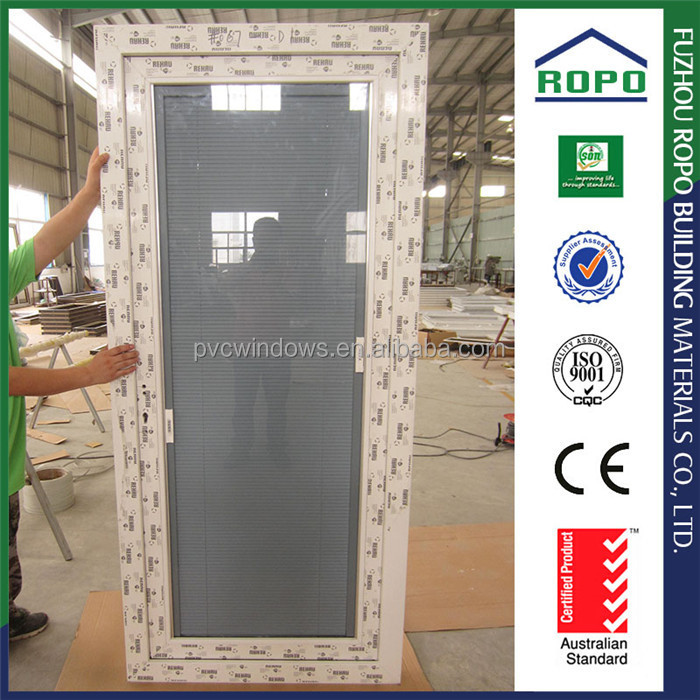 Single panel gray glass cheap bedroom door