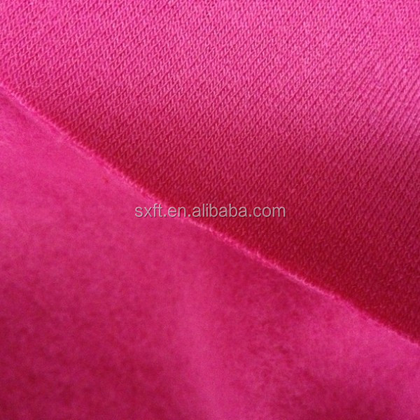 100% polyester fabric fleece price fabric