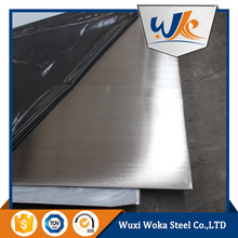 321 stainless steel 1.4541, 2B surface DIN 1.4541 sus321 stainless steel plate X6CrNiTi18-10 sheet
