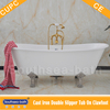 "NH-1008-3 67"" clawfoot traditional freestanding cheap cast iron bathtub"