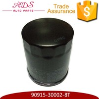 Excellent oem service bulk oil filter 90915-30002-8T for Toyota Avensis/Previa/Hiace