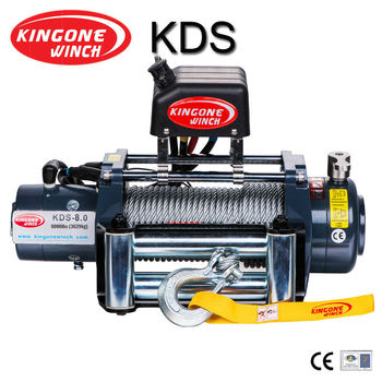 KDS-8.0 winch for lifeboat davit hand winch winches for 4x4 dc 12v electric winch