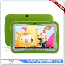 Cheapest Price 7 inch Android 5.1 8GB Tablet for Kids Rugged Cover Protect