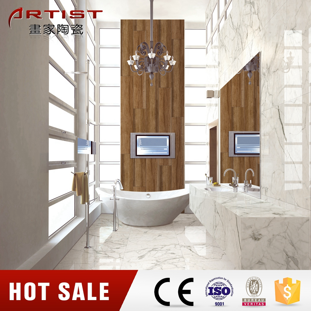 Alibaba Latest Technology Polished 3D Pictures Ceramic Glazed Wall Tile