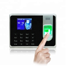 Cheap Fingerprint Recognition Time Attendance System Time Recorder Biometric Device