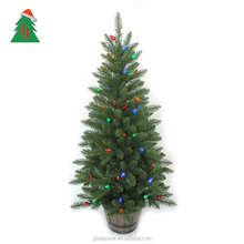 holiday living outdoor flocked wrought iron decoration christmas tree