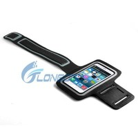 "Waterproof Sport Gym Running Jogging Adjustable Armband Case For iPhone 6 Plus 5.5"" Samsung Note 2 Note 3"