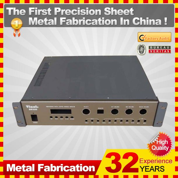 OEM professional sealed metal enclosure with 32 year`s experience