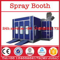 car spraying paint booth plane spray booth train spray booth