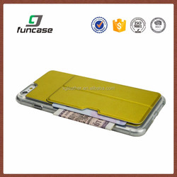 Free sample phone case, pu leather phone case