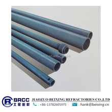 professional sic refractory material silicon carbide tubes