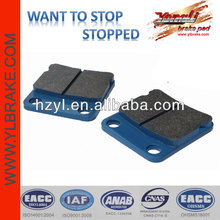 performance chinese go kart car bodies brake pad