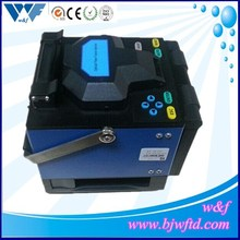 China make optical fiber cable splicing machine WF-107H fusion splicer price/fiber optic welding machine