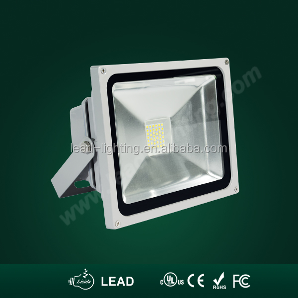 super bright aluminum housing 30w led flood light smd led flood light lighting projector