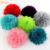 Fashion DIY Hair Accessories For Festival Party Custom Baby Hair Clips With Plush Flower Sweety Barrette Headband Wholesale