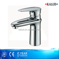 2015 Kalud Hot Sale Single Hole Single Lever High Quality Reasonable Price Fashion Brass Body Basin Faucet K-1005