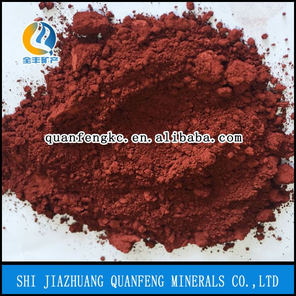 Factory price making paint/concrete iron oxide pigment