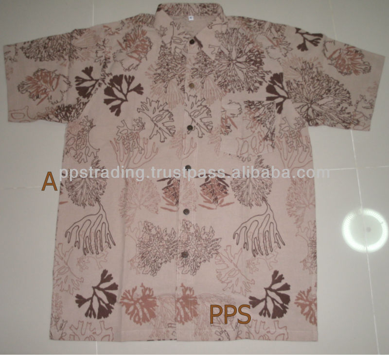 Men Chiangmai Cotton shirt