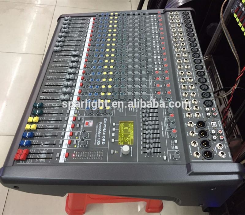 Protea System Live Sound Digital Audio Processor