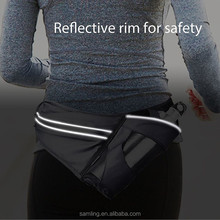 Custom Tactical Hydration Sport Waterproof Waist Bag Running Fanny Pouch with Water Bottle Holder