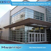 Professional Manufacturer New Products Exterior Building Glass Walls