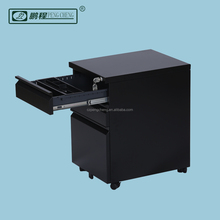 High Quality Colorful Steel Mobile Cabinet/3 Drawer Steel Filing Cabinet