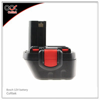 New 12V Ni-CD 1.3Ah Replacement Power Tool Battery for rechargeable Bosch 1300mah batteries, bosch battery made in shenzhen