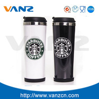 Hot Sale New Design Custom Stainless Steel Coffe Starbucks Travel Coffee mug
