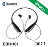 2016 unique design stereo neckband neck wear headphone bluetooth