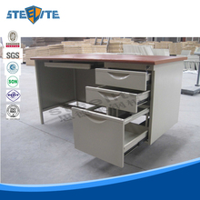 2015 New design iron table industrial table fit desk