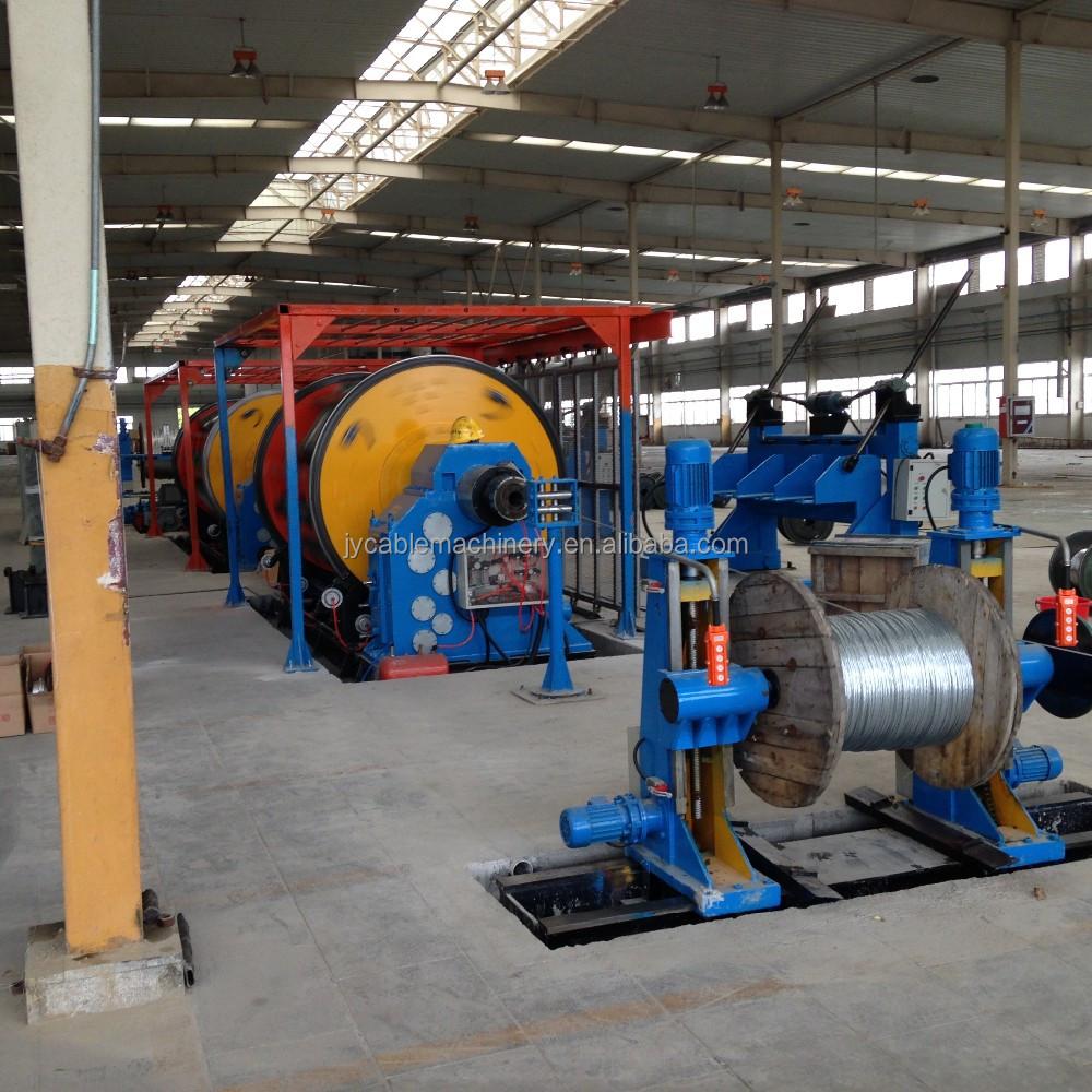 copper machine frame