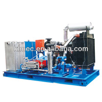 Ultra High Pressure Industrial Cleaning Pump 2014 JOY M&E/Diesel engine high pressure washer