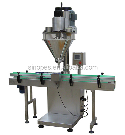 Italy Technology Best Price Automatic Powder Filling Machine (0 - 3000g)