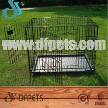 DFPets Hot Sales DFW-005 wire folding pet crate dog cage