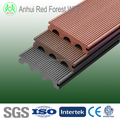 wood plastic composite solid pool decking board/wpc terrance planks