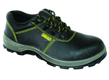 HL-S001 cheapest men's steel toe cap safety shoes
