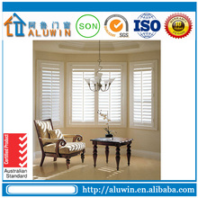 china supplier hot sale aluminum doors plantation shutter