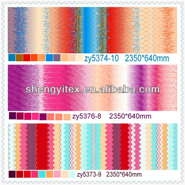 Cheap price magic style printed polyester brushed fabric for bed sheet